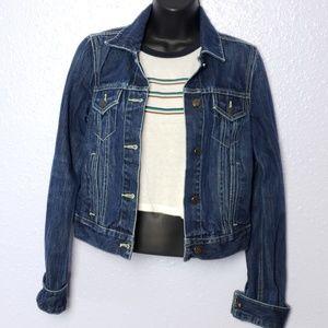 PINK Victoria's Secret Jean Jacket